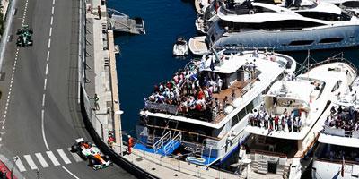 Monacos Grand Prix