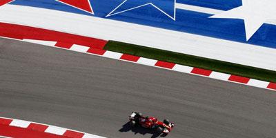 USA's Grand Prix