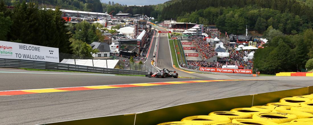 Salget til Formel i på Spa banen 2021 er i gang....
